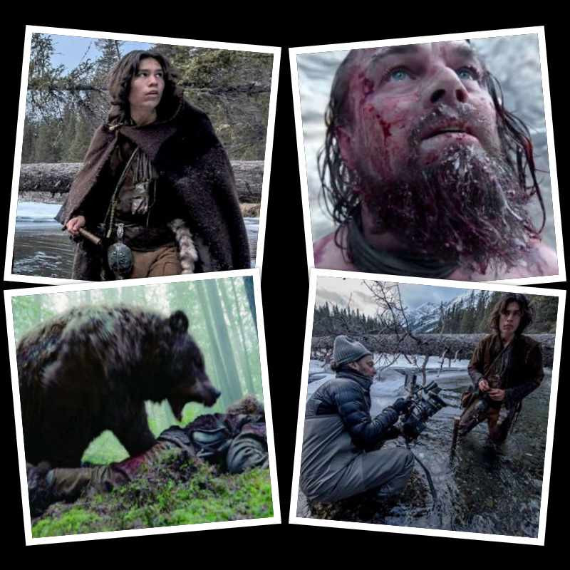 VFX Of The Movie The Revenant