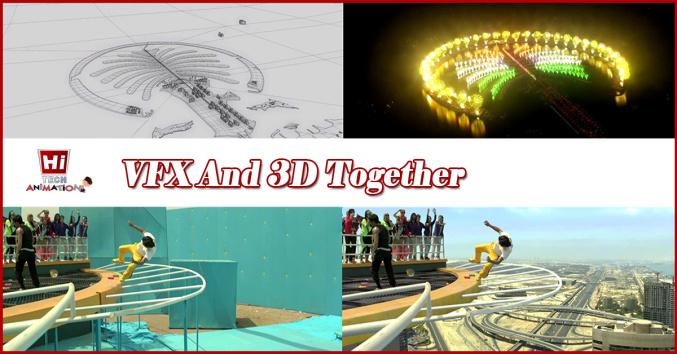 vfx, vfx and animation