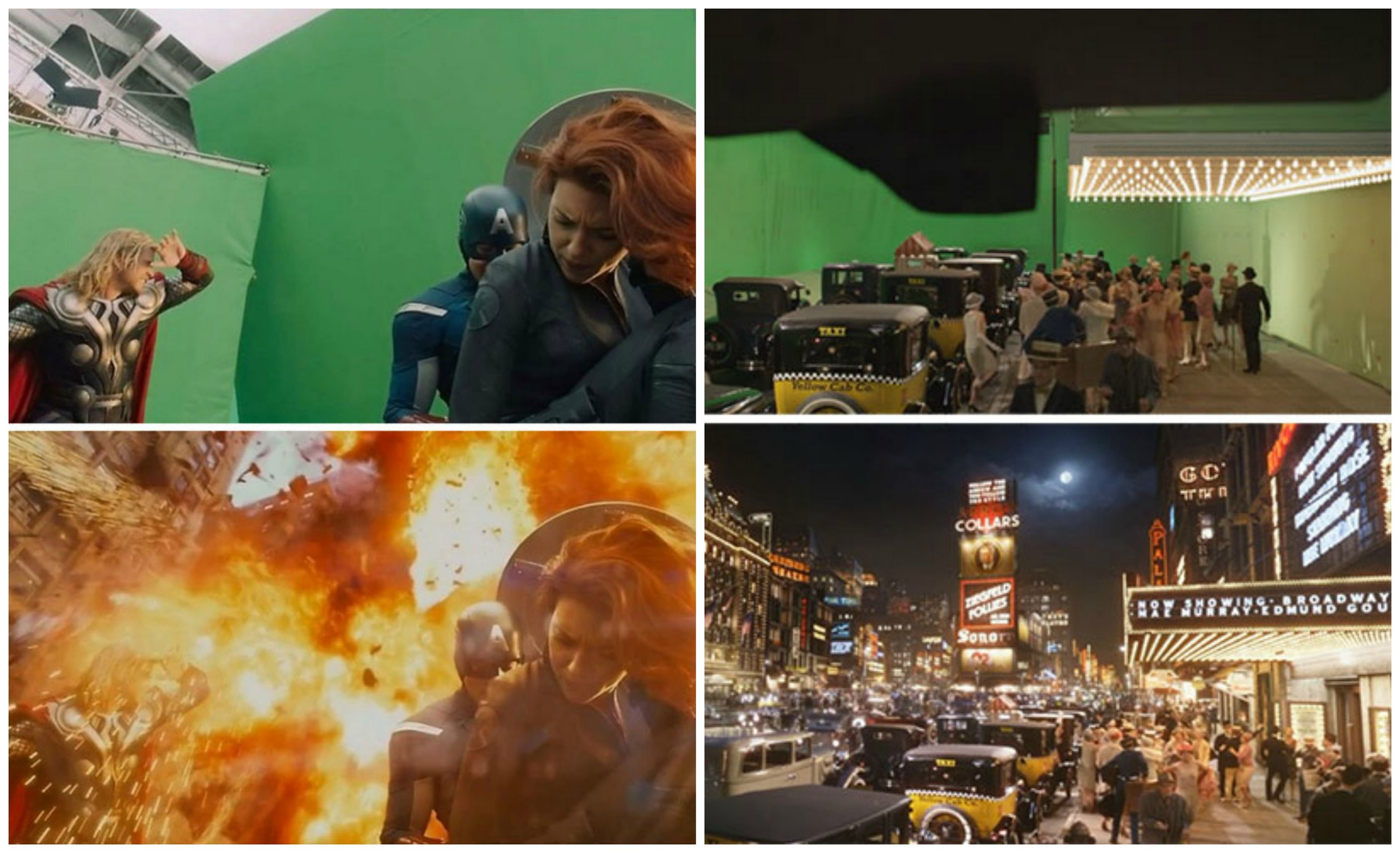 A few things you need to know about the VFX courses