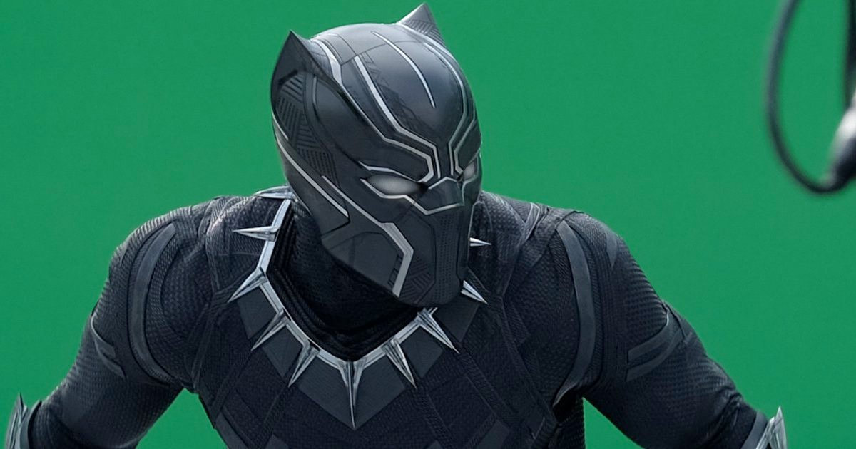 """Amazing VFX breakdown of the famous movie """"Black Panther"""""""