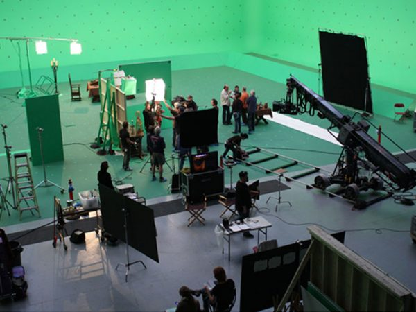 Visual Effects Work in Film